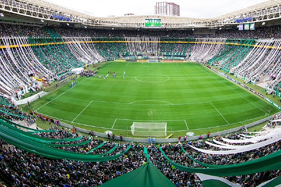 Allianz Parque, o estádio do Palmeiras