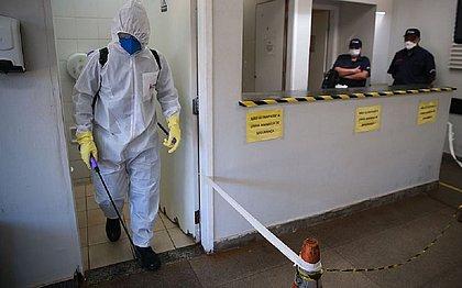 Brasil registra recorde de mortes pelo novo coronavírus em um dia
