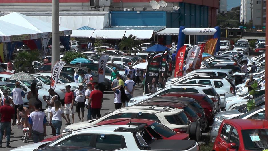 Feirão de carros seminovos oferece descontos de R$ 8 mil