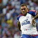 Fernandão ficou apenas oito minutos em campo contra o Flamengo