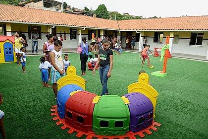 Distribuição de vagas da Educação Infantil em Salvador começa nessa segunda (22)