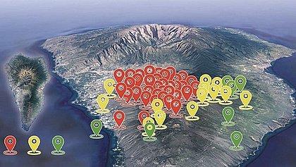 'Nível máximo de atividade', dizem autoridades nas Ilhas Canárias sobre vulcão