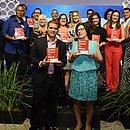 Cerimônia realizada na noite da quinta(30) premiou as organizações com melhores práticas em gestão de pessoas