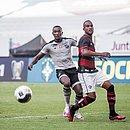 Ceará venceu o Vitória no estádio Castelão, em Fortaleza