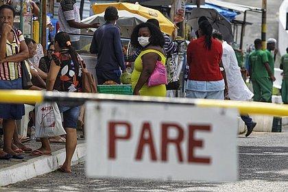 Coronavírus: governo decreta situação de emergência em toda a Bahia