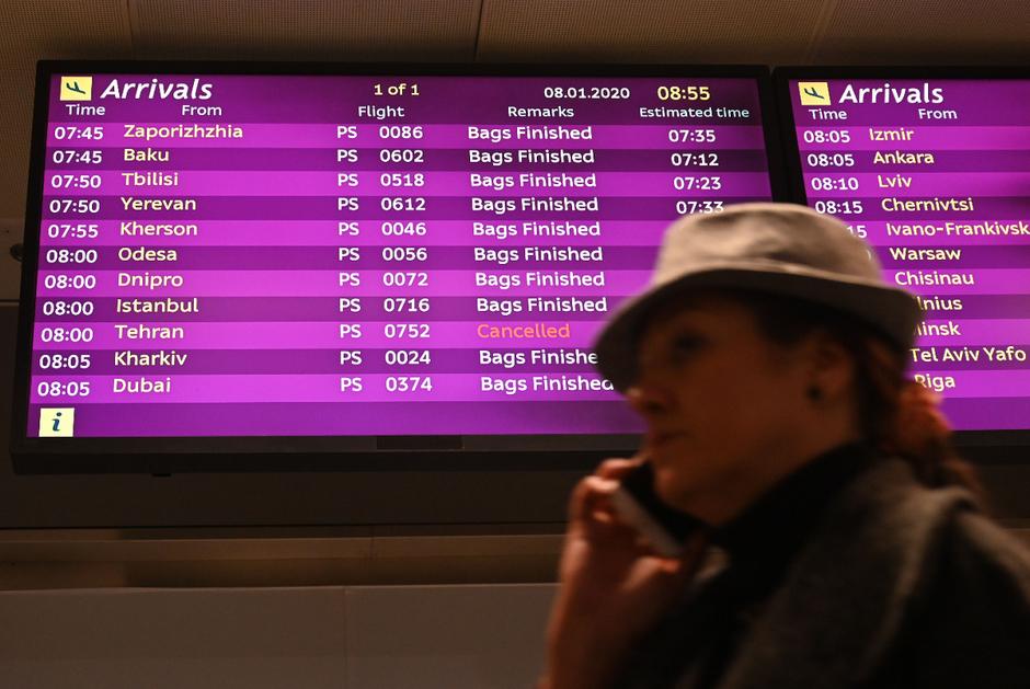 Irã/Iraque: por segurança, aéreas mudam rotas e suspendem voos no espaço aéreo