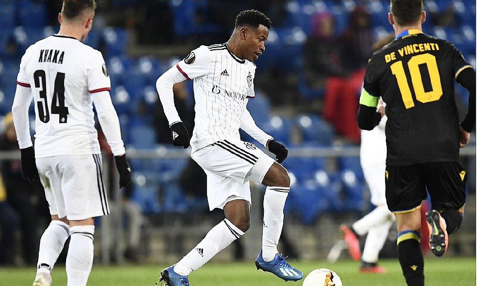 Ramires fez apenas 11 jogos com a camisa do Basel