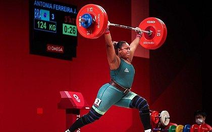 Brasileira Jaqueline Ferreira não entra na briga por medalha em Tóquio