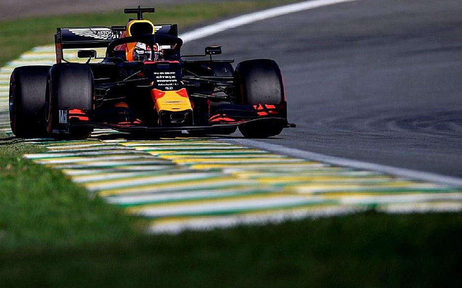 Piloto da RBR ficou à frente do inglês Lewis Hamilton, da Mercedes