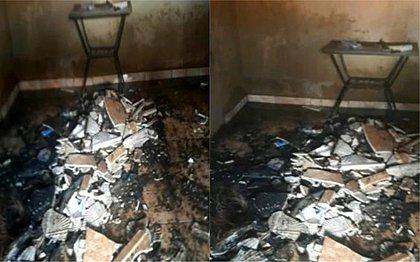 Menino de 13 anos toca fogo em casa após mãe não deixar ele jogar Free Fire