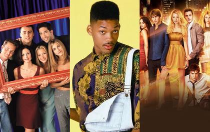 Friends, Gossip Girl e Um Maluco no Pedaço vão deixar a Netflix