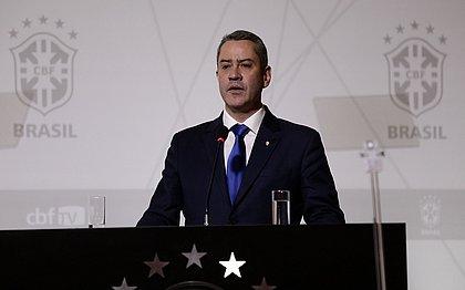Rogério Caboclo, presidente afastado da CBF