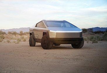 Apresentada no final do ano passado, a picape da Tesla entrará em produção ano que vem