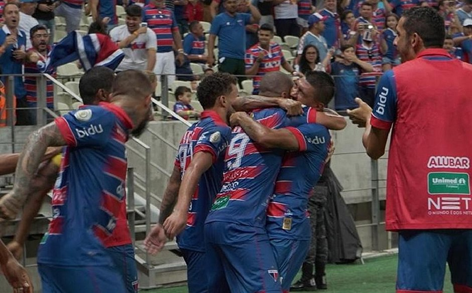 Com gols de Wellington Paulista, Fortaleza vence o lanterna Avaí