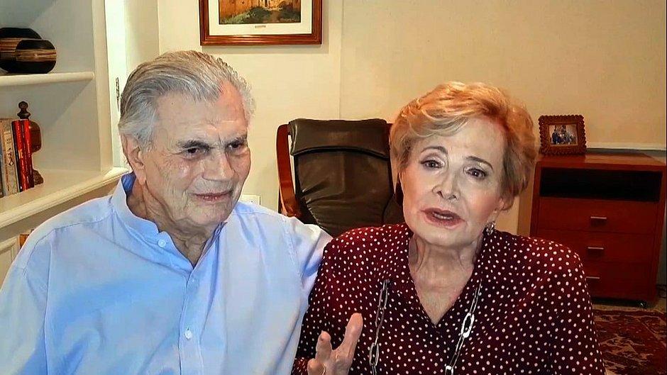Após demissão, Tarcísio Meira e Glória Menezes falam sobre saída da TV Globo
