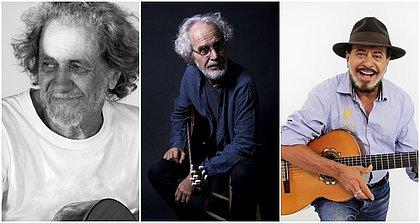 Elomar, Renato Teixeira e Xangai: parceria musical