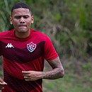Guilherme Rend foi relacionado para a estreia do Vitória na Copa do Nordeste