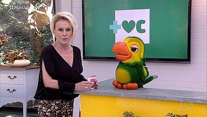 Ana Maria Braga volta ao Mais Você nesta segunda (2)
