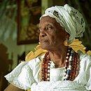 Mãe Tatá de Oxum, ialorixá do Terreiro Casa Branca