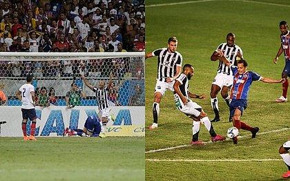 Bahia e Ceará vão para terceira final em sete edições