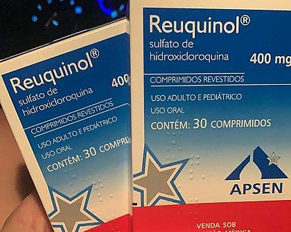 Sesab garante acesso a hidroxicloroquina a pacientes que precisam
