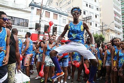 Cenas de Carnaval: a irreverência do folião