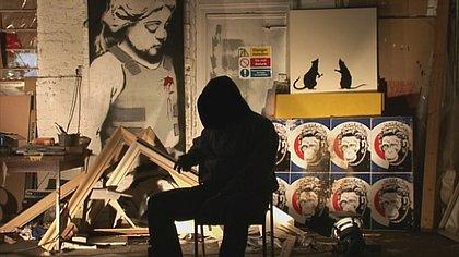 Banksy: tudo o que quer e pode o grafiteiro mais famoso do mundo