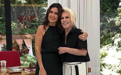 Fátima e Ana Maria: Encontro retornará e terá quadro da apresentadora do Mais Você