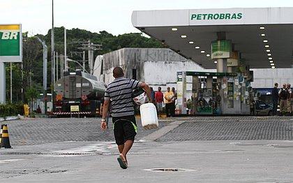 Donos de postos dizem que perderam R$ 610 milhões durante a greve