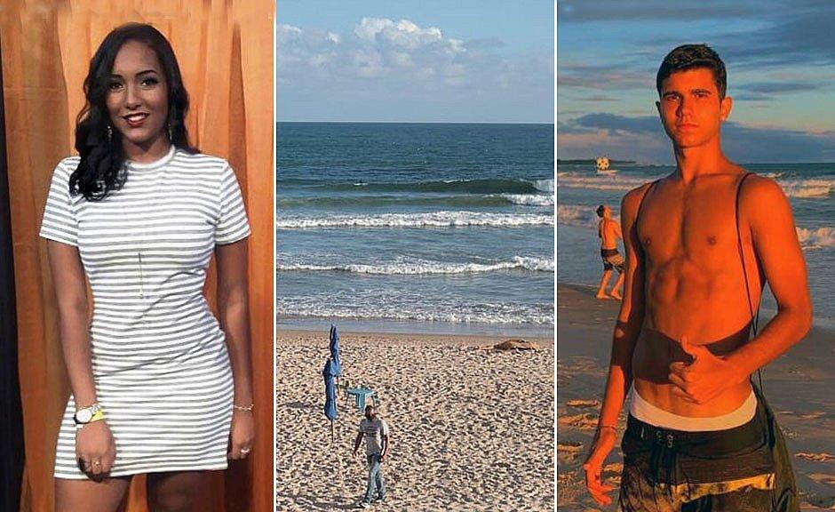 Saiba quem são as vítimas de atentado na praia de Jaguaribe