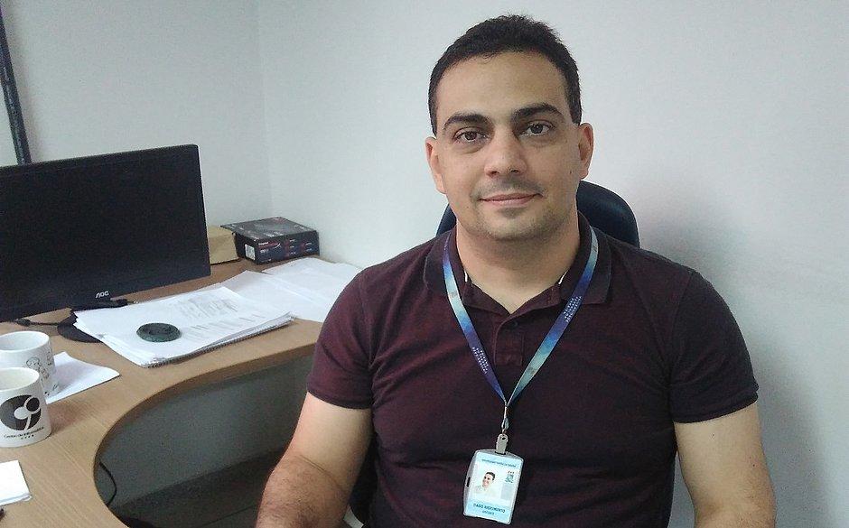 Tiago fez doutorado fora, retornou ao Brasil e agora trabalha como professor concursado na Universidade Federal da Paraíba (UFPB)