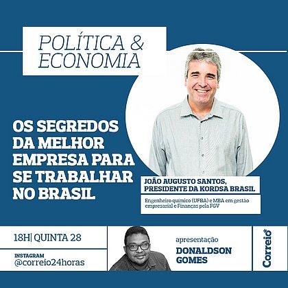 Política & Economia: Sabia que a empresa mais incrível para trabalhar no Brasil está na Bahia?