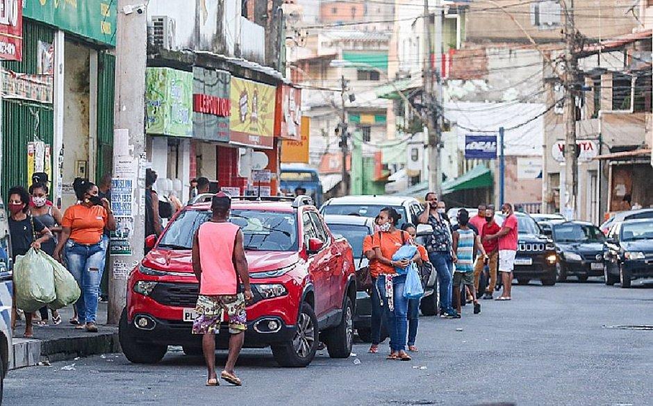 Boca do Rio é um dos bairros que já tiveram maior número de fiscalizações