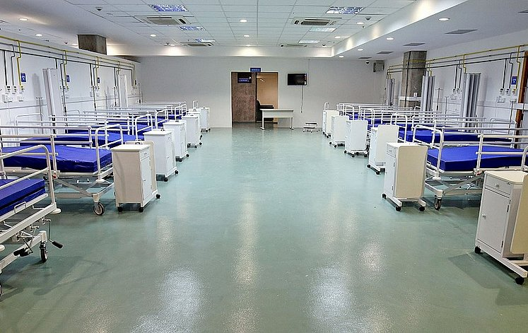 hospital de campanha