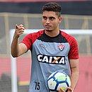 Atacante Luan é emprestado ao Palmeiras até maio de 2020