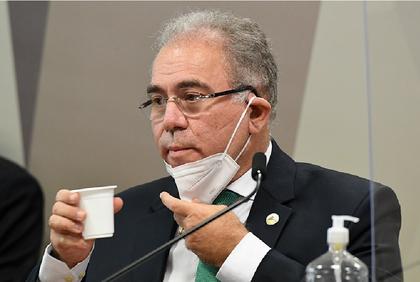 CPI ouve ministro Marcelo Queiroga pela segunda vez; assista