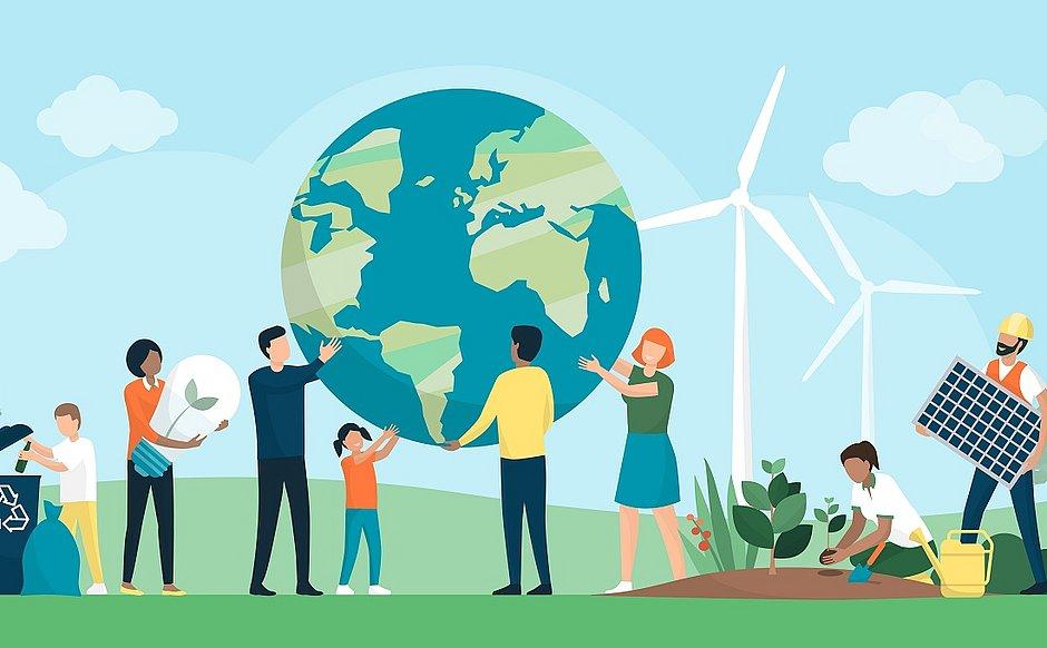 Sustentabilidade: um compromisso de todos