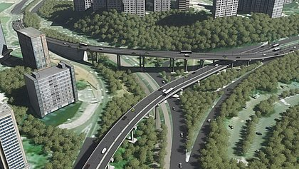 Vídeo mostra como será o primeiro BRT de Salvador; assista