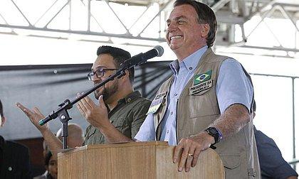 Celebrando mil dias de governo, Bolsonaro faz discurso reflexivo na Bahia: 'para onde vou?'
