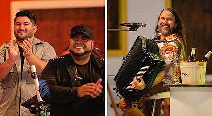 Em live junina, Barões da Pisadinha lançam nova música