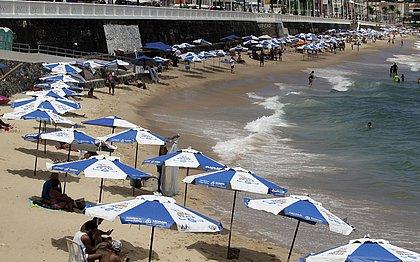 As regras atuais da prefeitura para combater o coronavírus só permitem a utilização das praias de segunda a sexta-feira.
