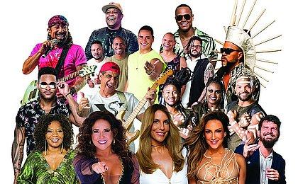CORREIO presenteia assinantes de fim de semana com CD de 40 anos