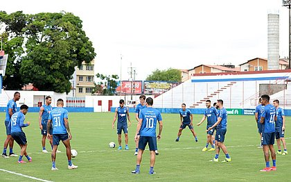 Bahia precisa vencer partida de volta contra o Ceará
