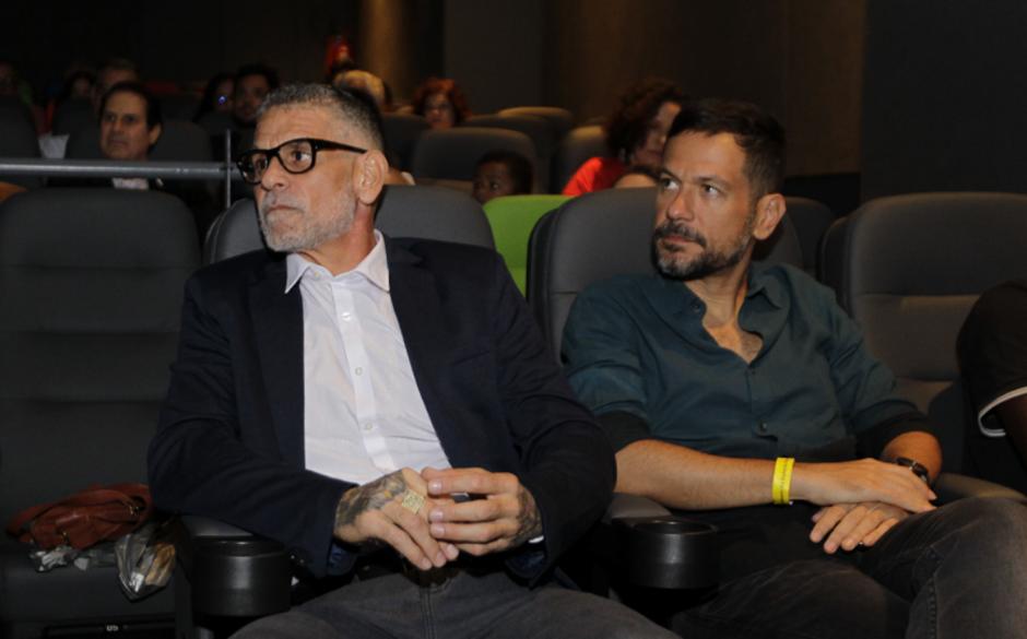 Filhos do homenageado, Ildázio Júnior e Gil Vicente exibiram um mini documentário com a história da ópera e da carreira do pai