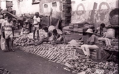Feira de São Joaquim, 1990.