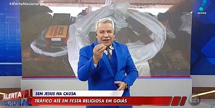 Sikera Jr supera Luciana Gimenez e passa a ser mais bem pago da RedeTV!