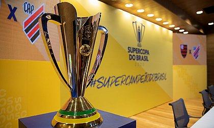 Final da Supercopa será disputada entre o campeão brasileiro e o campeão da Copa do Brasil