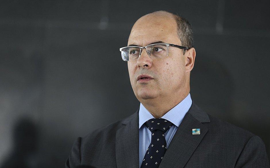 Governador do Rio de Janeiro, Wilson Witzel está com covid-19