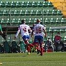 Gilberto saiu do banco de reservas para mudar a história do jogo na Arena Condá