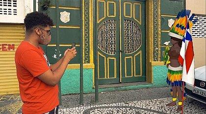 App de realidade aumentada conta história da Independência do Brasil na Bahia